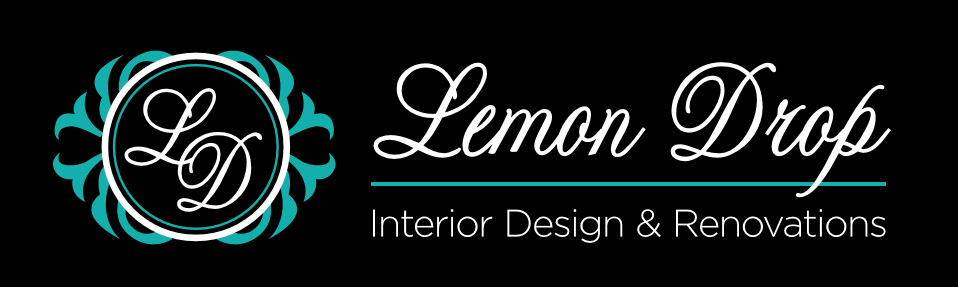 Lemon Drop Interior Design & Renovations Logo